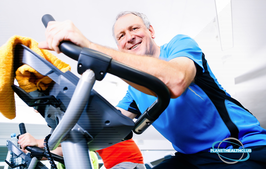 Starting a Workout Routine Later In Life